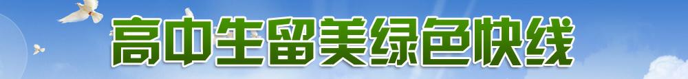 2013美国本科留学绿色快线
